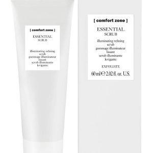 Comfort Zone-ESSENTIAL SCRUB scrub illuminante levigante