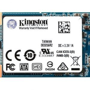 SSD- Solid State Disk mSATA 120 GB