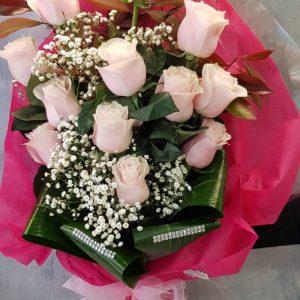 mazzo-rose-rosa