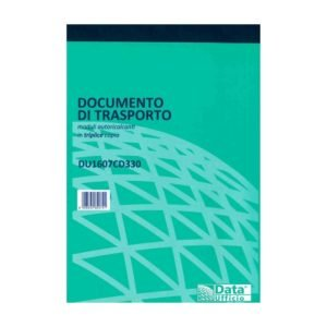 ALBUM DOCUMENTO TRASPORTO FORMATO A5