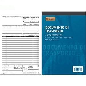 Documento Trasporto A5