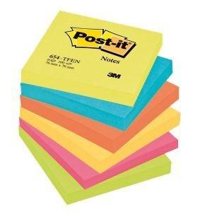 post-it vari colori