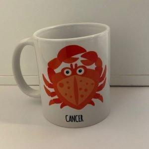 tazza segno zodiacale cancro