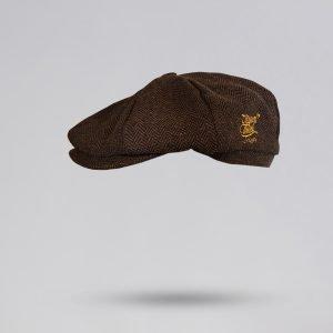 Cappello Coppola Marrone Visual Think 16149